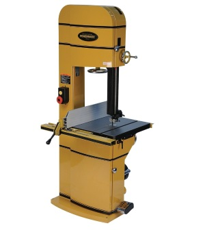 Powermatic PM1800-5 (1791801)18-Inch 5HP 3- Phase 230/460V Band Saw review