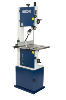 Rikon 10-325 14-Inch Deluxe Band Saw reviews