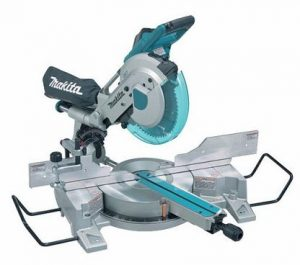 makita-ls1016l-10-inch-dual-slide-compound-miter-saw-with-laser for picture framing and fine woodworking