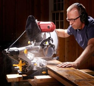 chop saw safety rules