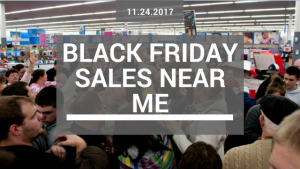 Black Friday Sales Near Me