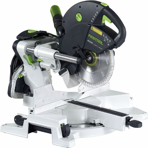 the festool kapex is one of my favourite miter saws