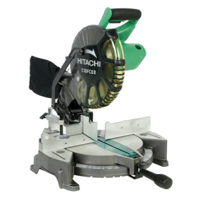 Hitachi C10FCE2 15-Amp 10-inch Single Bevel Compound Miter Saw Review