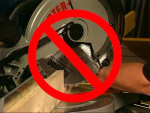 miter saw safety test