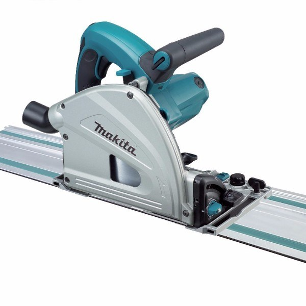 Makita SP6000J1 Plunge Circular Saw with Guide Rail