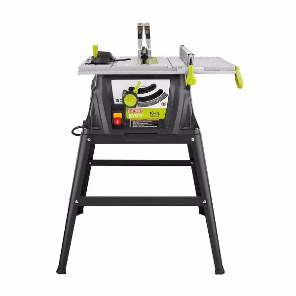 Craftsman Evolv 15 Amp 10 In. Table Saw 28461 (1)