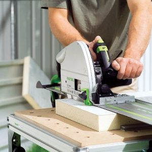 Plunge Cut Circular Saw with 75-Inch Track3