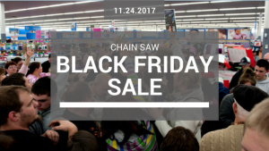 chain saw black friday sale